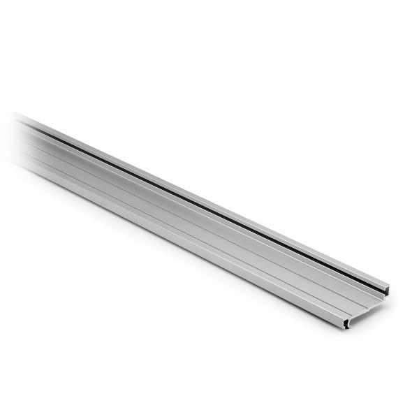 Clamping rail for wall clamping profile 1200, cutted, 44.1201.999.46