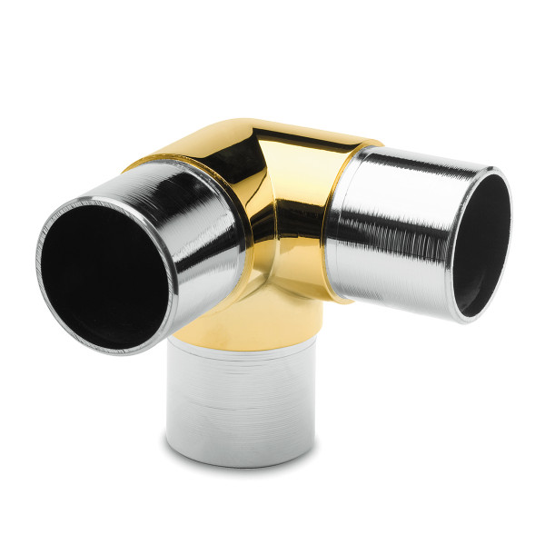 Flush elbow 90° with 1 outlet 90° Kaia