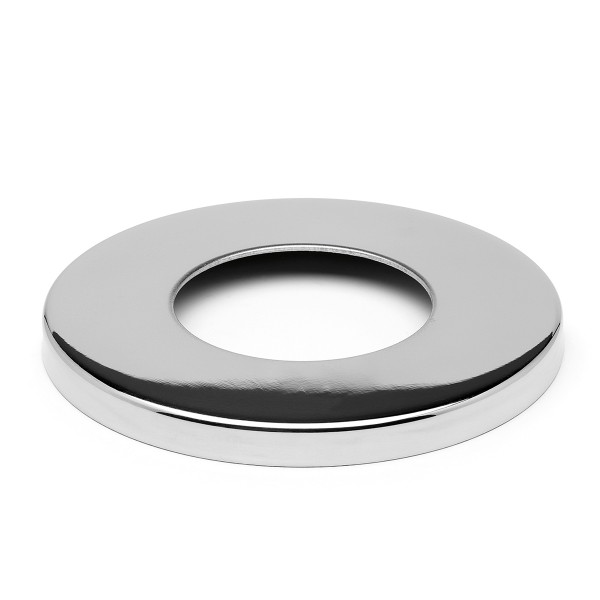 Base cover for wall and floor flange Alisa