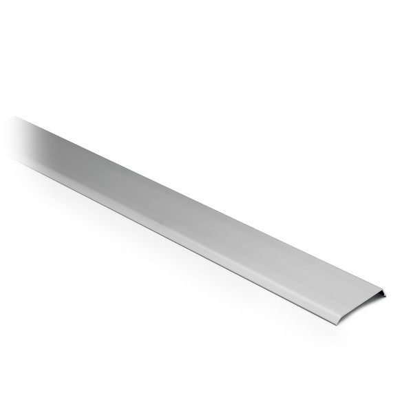 Cover for wall clamp profile 1200, cut to size, 44.1202.999.46