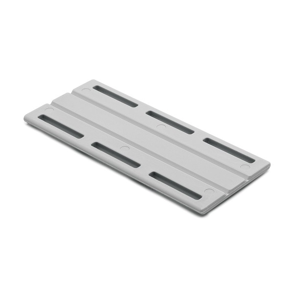 Clamping plates for canopy wall clamping profile 1200 Aaike